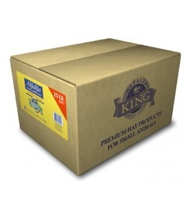 Alfalfa King Double Compressed Alfalfa Hay 25lb (11.34kg)