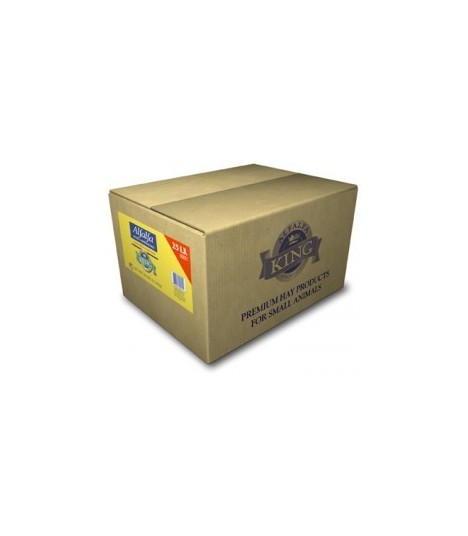Alfalfa King Double Compressed Alfalfa Hay 25lb (11.34kg)