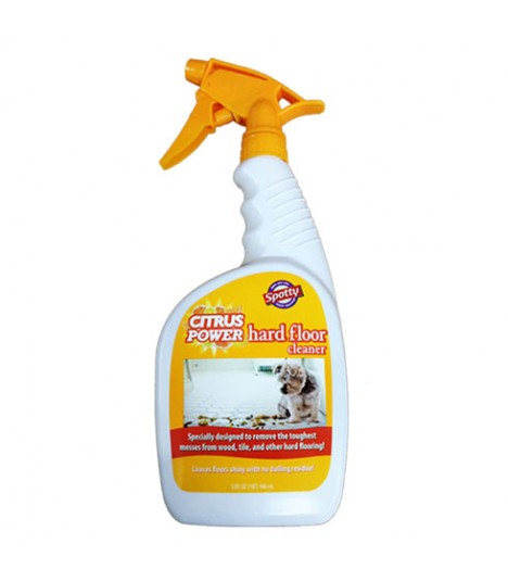 Spotty Citrus Power Hard Floor Cleaner