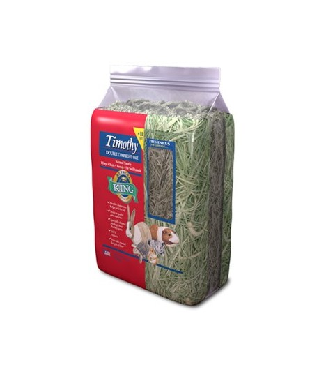 Alfalfa King Timothy Hay Double Compressed