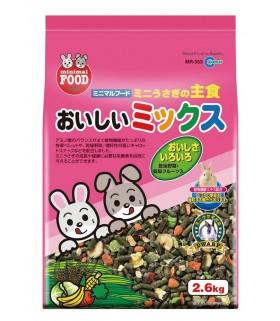 Marukan Mixed Food for Rabbits 2.6kg