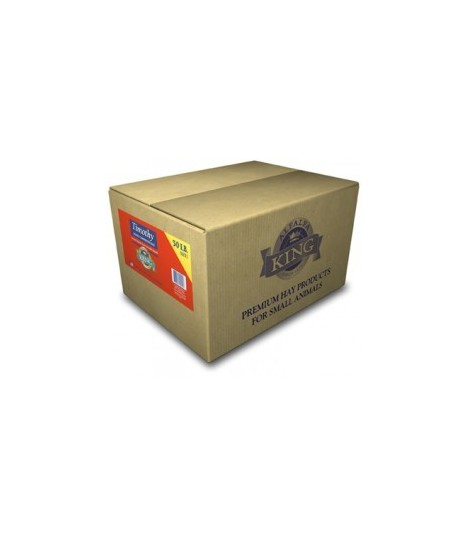 Alfalfa King Timothy Hay Double Compressed 50lb (22.68kg)