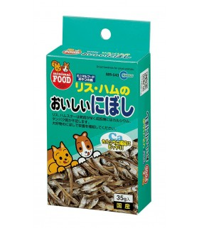 Marukan Dried Sardines for Small Animals
