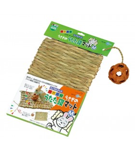 Marukan 100% Natural Straw Mat M