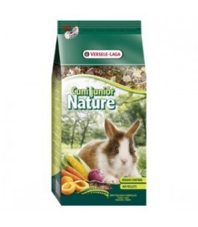 Cuni (Rabbit) Junior Nature 750g