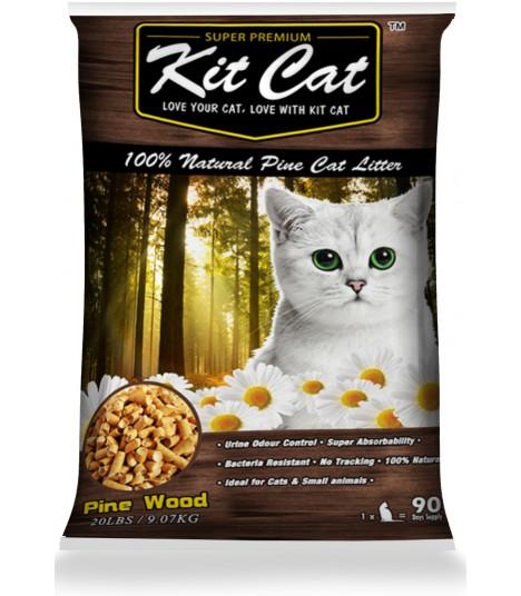Kit Cat 100% Natural Pine