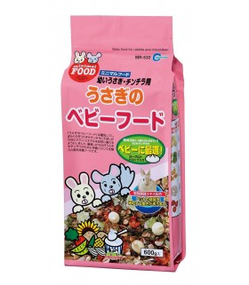 Marukan Baby Food for Rabbits & Chinchillas