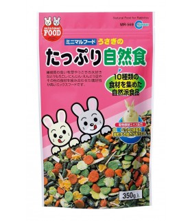 Marukan Healthy Natural Food for Rabbits 350g
