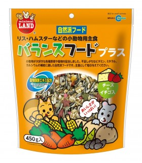 Marukan Natural Food for Small Animals 450g