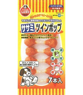 Marukan Sasami Twin Pop 7 Pcs