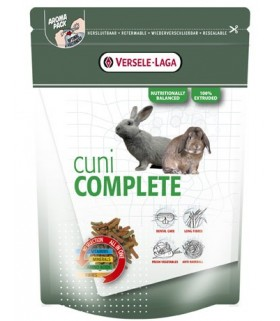 Cuni Complete 500g- 100% Extruded Feed