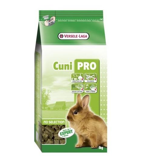 Cuni Pro 1kg-Enriched Pellets