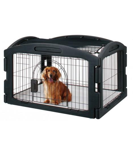 Marukan New Soft Circle Dog Cage