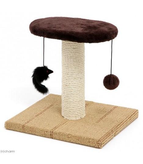Marukan Cat Scratcher Nap Tower