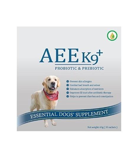 AEE K9 Probiotic & Prebiotic Supplement