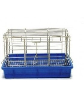 T026 Blue Cage