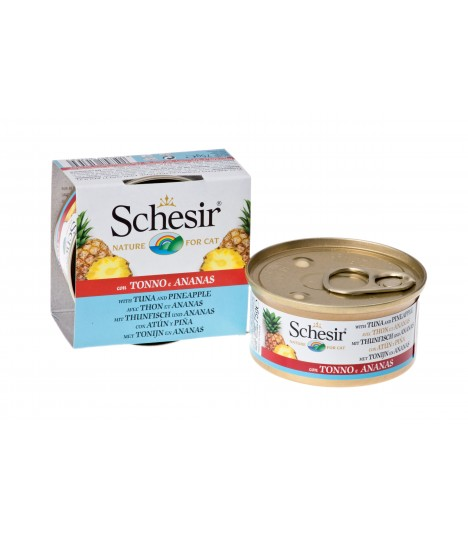 Schesir Real Fruit - Tuna and Pineapple 75g