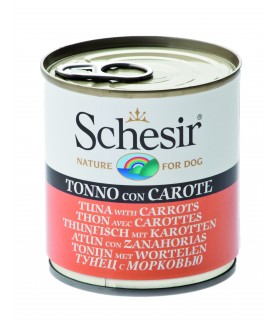 Schesir Tuna with Carrots in Jelly 285g