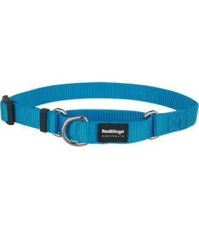 Red Dingo Martingale Turquoise Half Check Collars (Large)