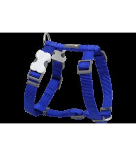 Red Dingo Dark Blue Classic Harness (Small)