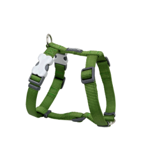 Red Dingo Green Classic Harness (Large)