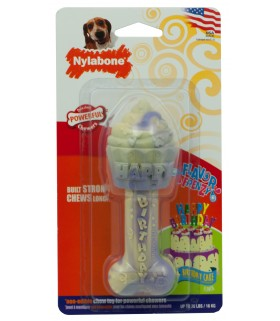 Nylabone - Dura Chew Birthday Bone (Wolf)