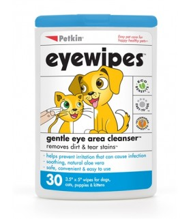 Petkin - Eye Wipes (30ct)