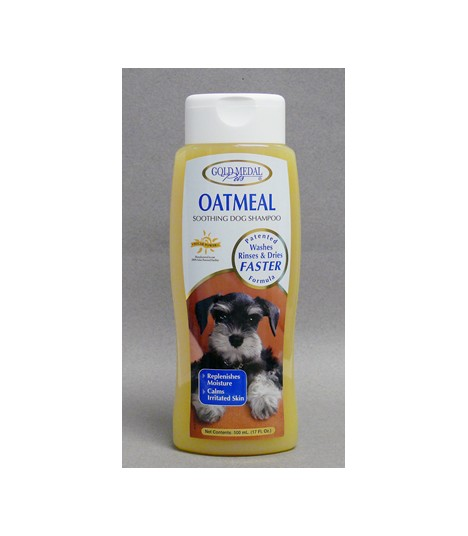 Gold Medal - Soothing Oatmeal Shampoo (17oz)