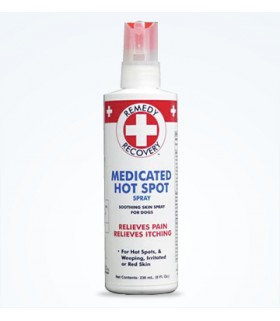 Remedy+Recovery - Medicated Hot Spot Spray (8oz)