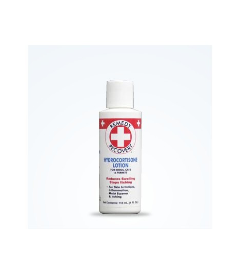 Remedy+Recovery - Hydrocortisone Lotion (4oz)