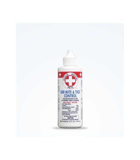 Remedy+Recovery - Ear Mite and Tick Control (4oz)