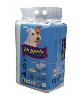 JANP - Drypets Pee Pads (Large)
