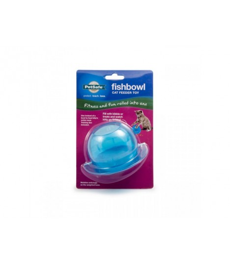 PetSafe - Fishbowl Cat Toy