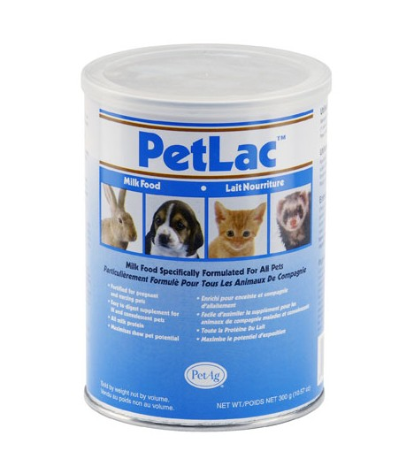 PetAG - PetLac Milk Replacement Powder (300g)