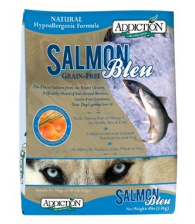 Addiction Cat Salmon Bleu (Grain Free)