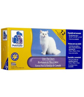 Petmate - Litter Pan Liner (Large)