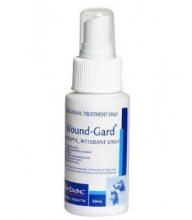 Virbac - Wound-Gard Spray (50ml)
