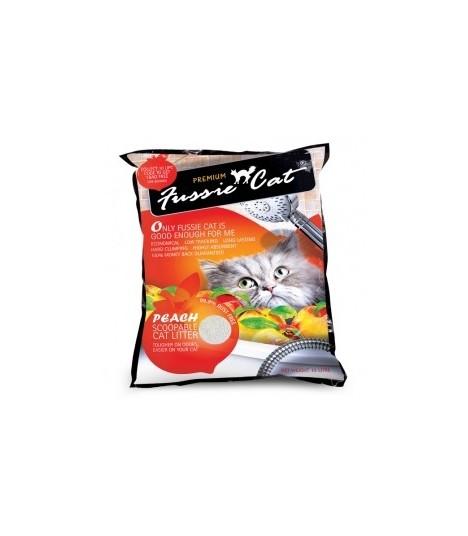 Fussie Cat Litter Peach 10L
