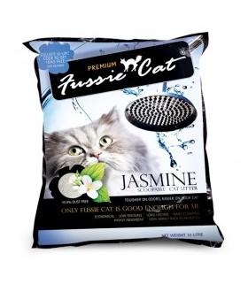 Fussie Cat Litter Jasmine 10L