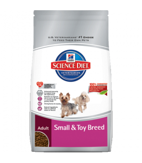 Science Diet Adult Small & Toy Breed 4.5lb