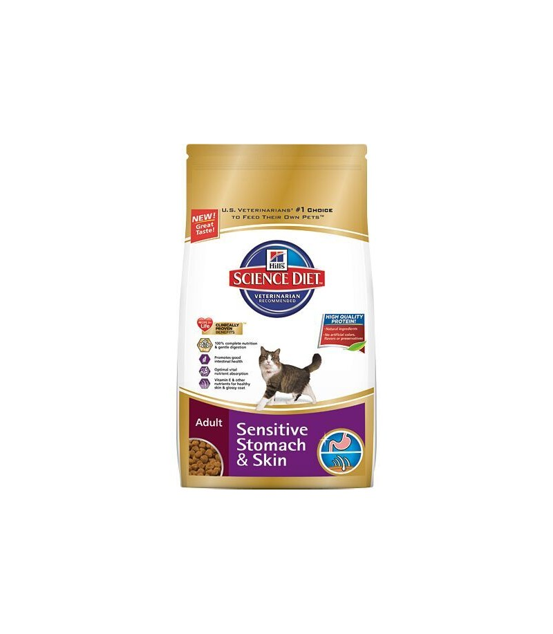 Hill's® Science Diet® Adult Sensitive Stomach & Skin Chicken Recipe dog food