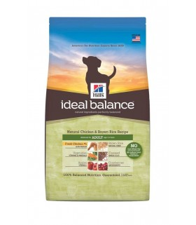 Ideal Balance - Adult Natural Chicken and Brown Rice Recipe (4lbs)