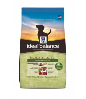 Ideal Balance - Adult Natural Lamb and Brown Rice Recipe (3.5lbs)