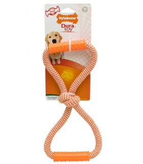 Nylabone - Dura Toy Play Rope Double Loop Tug (Giant)