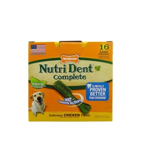 Nylabone - Nutri Dent Complete Adult Chicken (Medium)