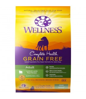 Wellness Complete Health Grain Free Lamb & Lamb Meal