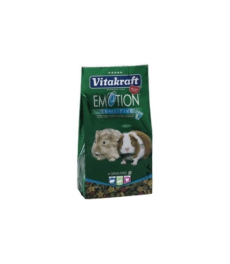 Vitakraft Emotion Sensitive (Guinea Pig) 600g
