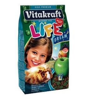 Vitakraft Guinea Pig Life Dream 600g