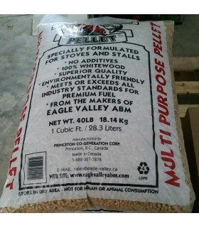 Eagle Valley Advanced Bedding Management Pine 18.14kg