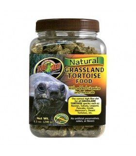 Zoo Med Natural Grassland Tortoise Food